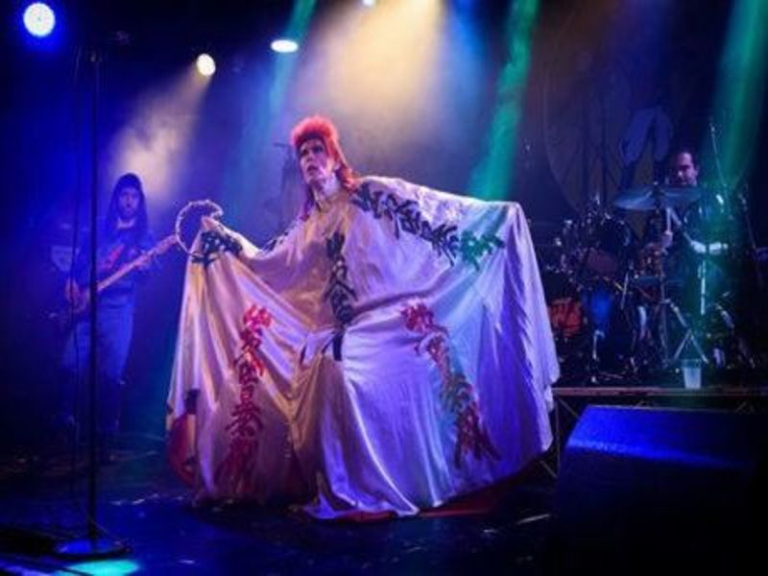 Absolute Bowie bring their award winning show to Hull in January