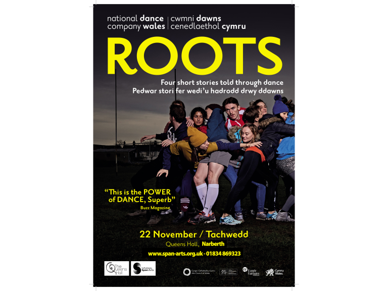 Roots - National Dance Company Wales