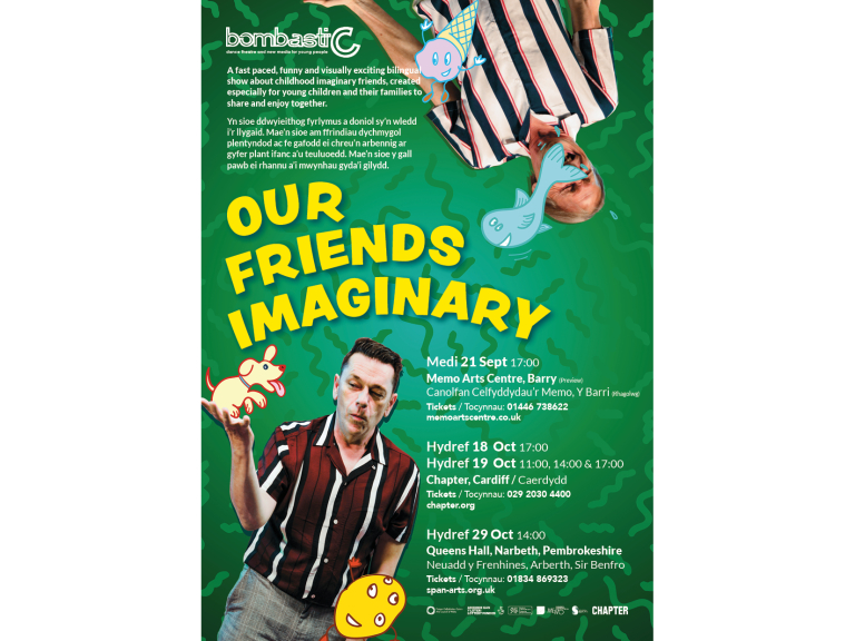 Our Friends Imaginary