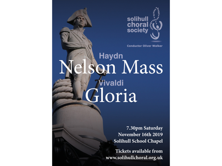SOLIHULL CHORAL SOCIETY CONCERT