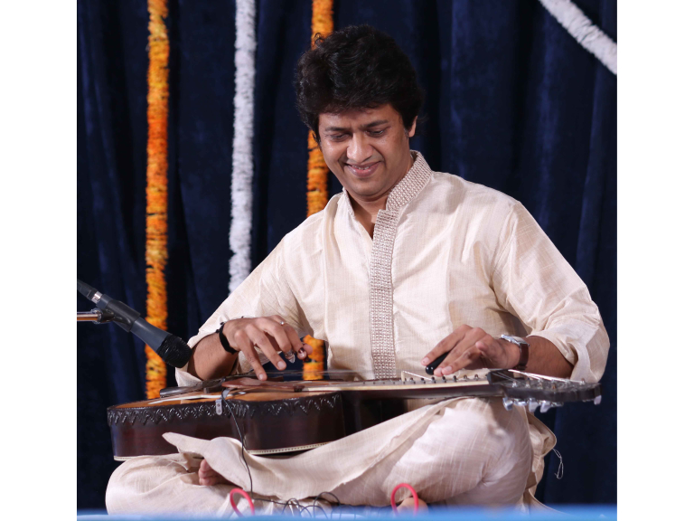 HW: Manish Pingle - Indian Classical Music