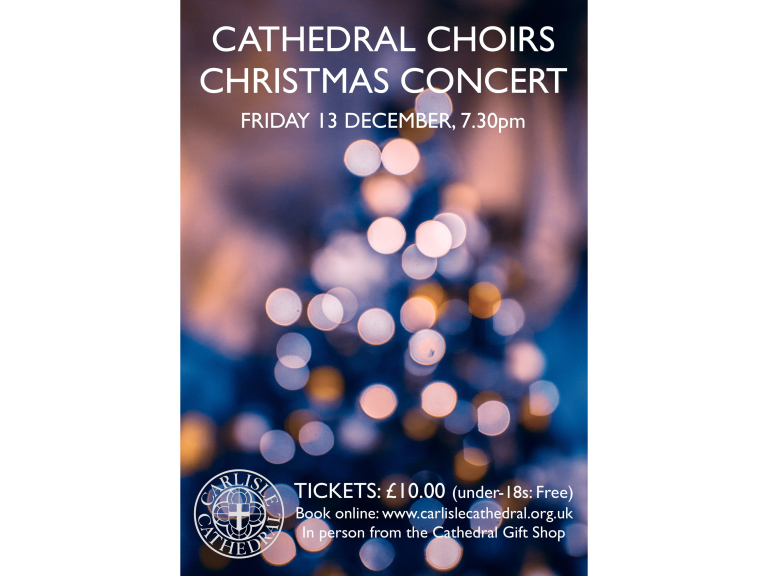 Carlisle Cathedral Christmas Concert