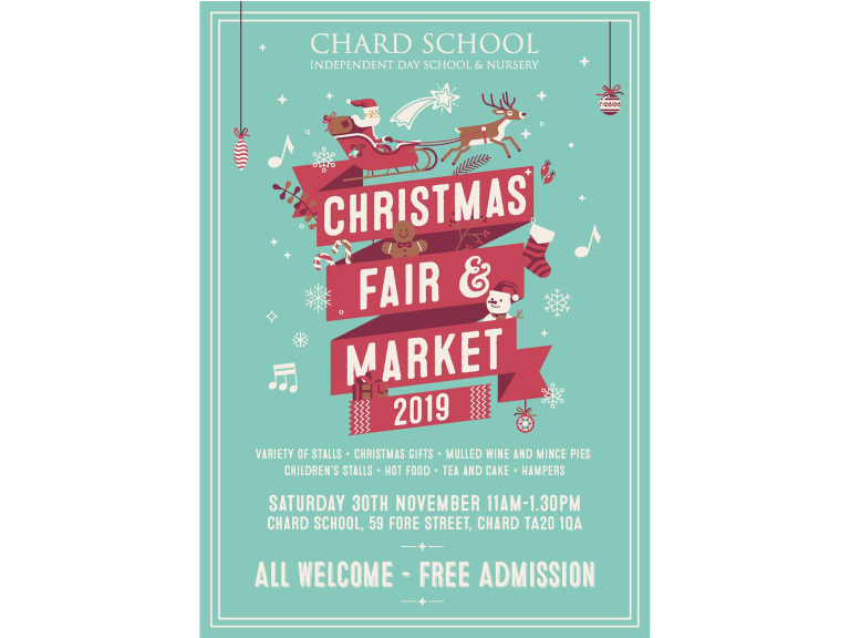Chard Christmas Market & Fair