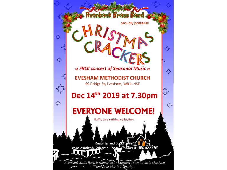 Christmas Crackers FREE Concert