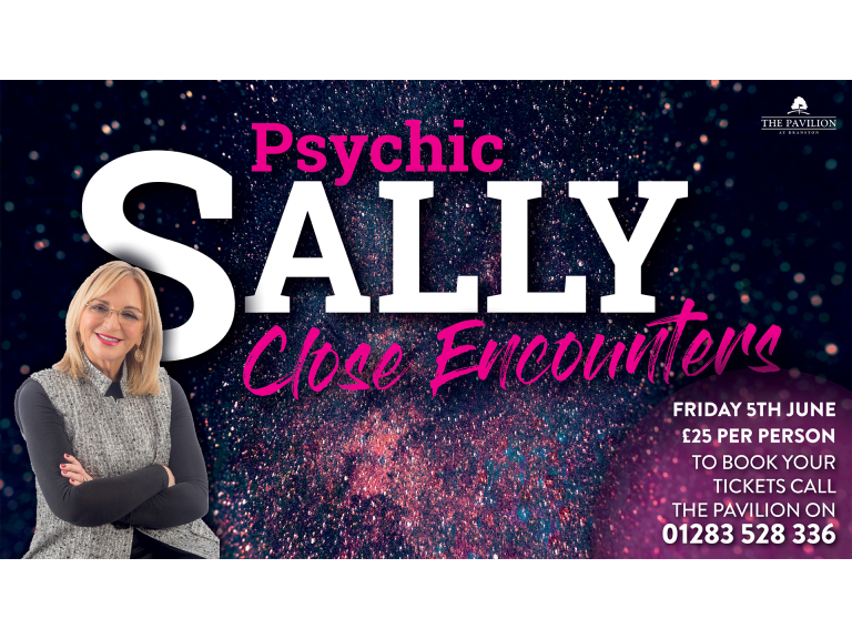 Psychic Sally Morgan is coming to Branston