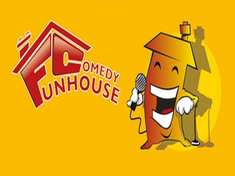 Funhouse Comedy Club - Comedy Night in Grantham December 2019