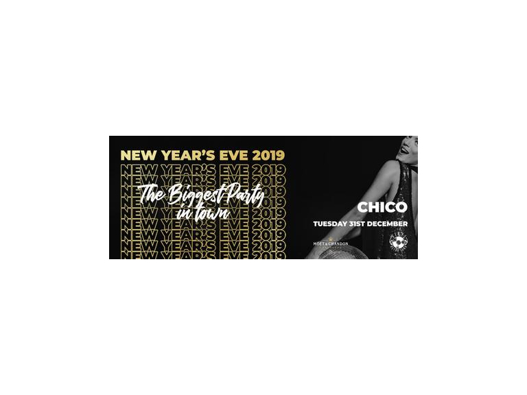 New Year's Eve 2019 ft. Chico