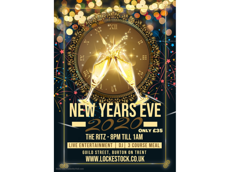 New Years Eve Party at The Ritz