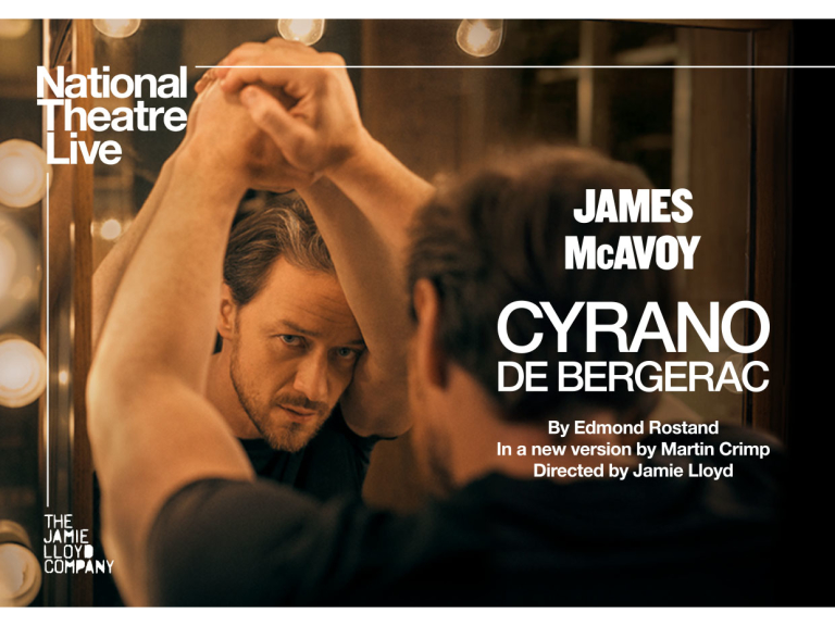 NT Live: Cyrano de Bergerac Recorded at the Playhouse Theatre, London
