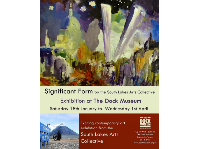 Significant Form exhibition
