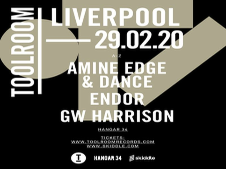 Toolroom Presents: Liverpool
