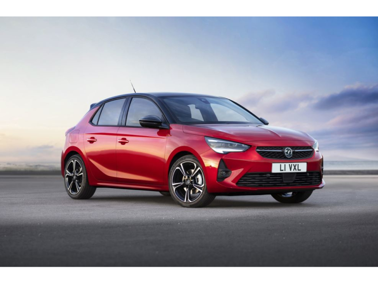 Experience the new Vauxhall in Nuneaton