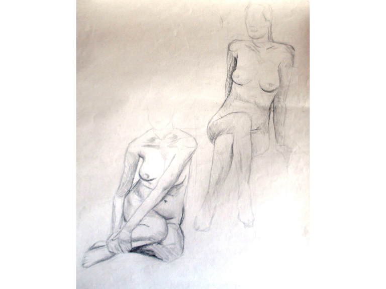 loveART?- LIFE DRAWING : MINI-COURSE