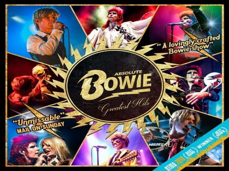 Absolute Bowie live at O2 Academy Leicester