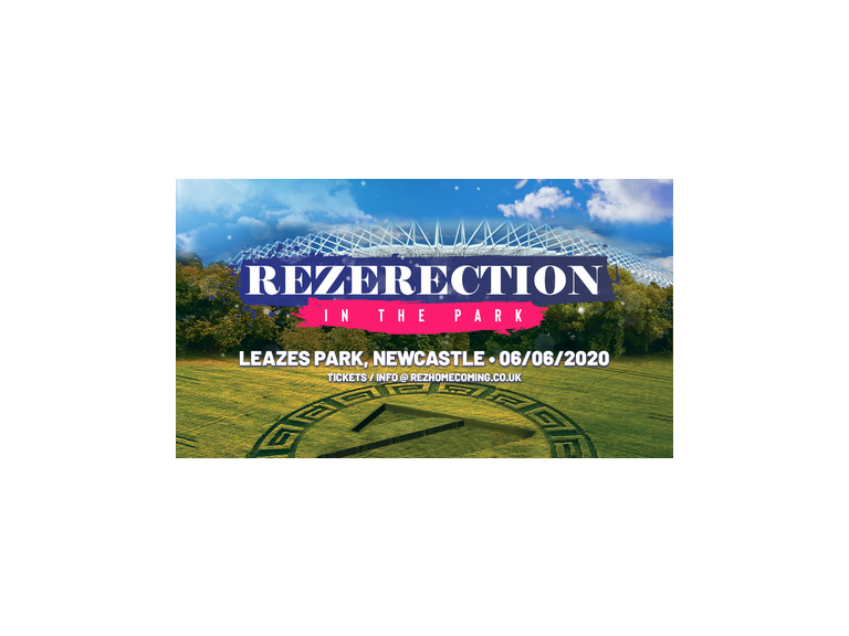 Rezerection In The Park 2020