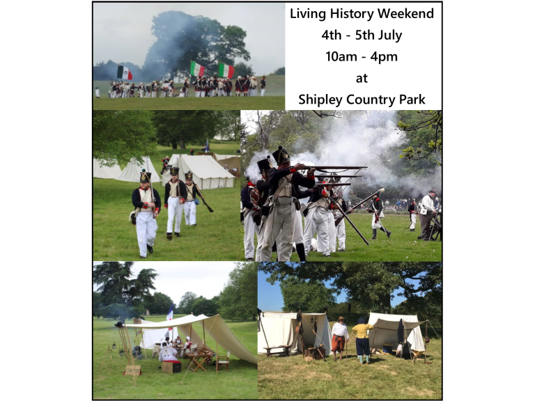 LIVING HISTORY WEEKEND