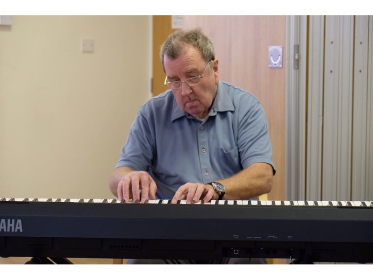 Neurological Music Therapy Group Sessions