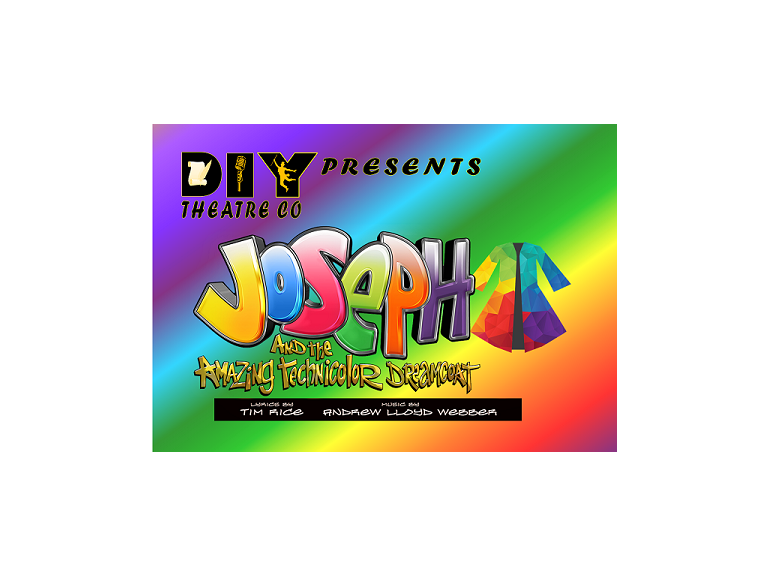 DIY Theatre Presens: Joseph and the Amazing Technicolor Dreamcoat