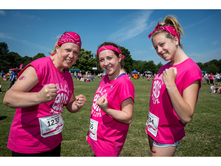 Cancer Research 5k & 10k Race for Life Aberystwyth
