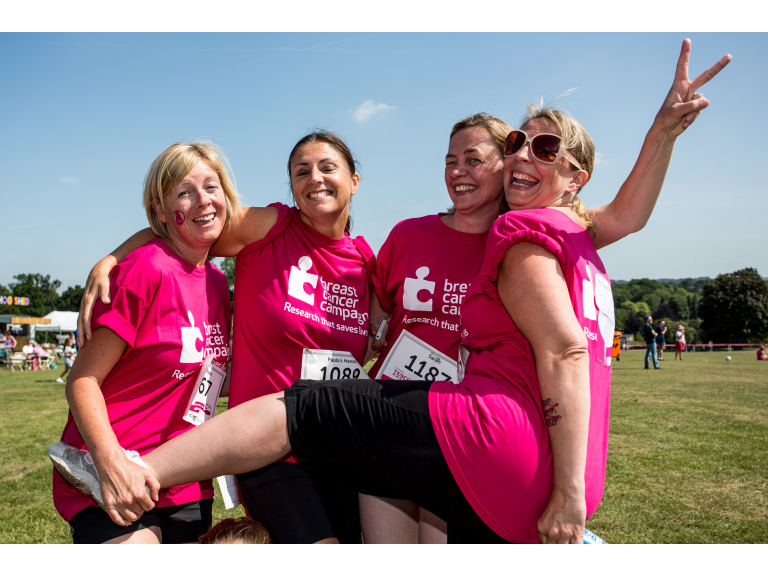 Haverfordwest Race for Life 5k Cancer Research