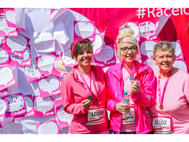 Race for Life Crawley
