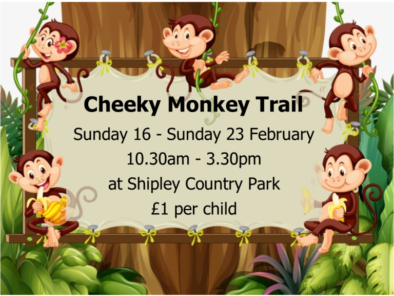 Cheey Monkey Trail