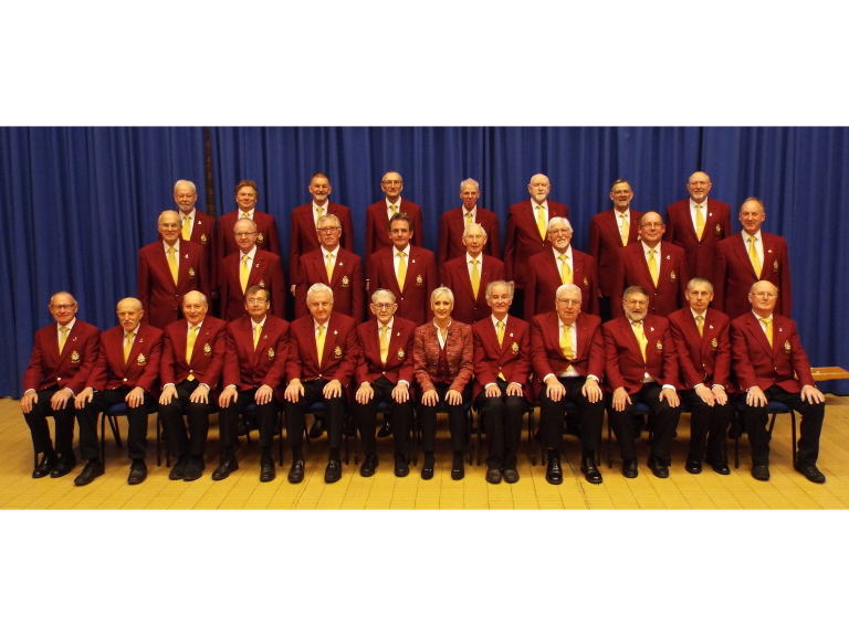 Suffolk Constabulary Male Voice Choir