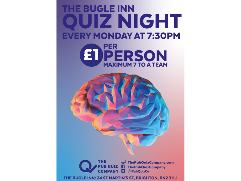 The Bugle Quiz Night