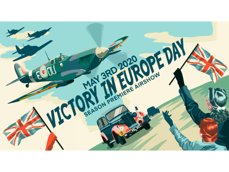Season Premiere Airshow VE Day!