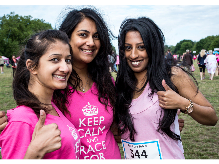 Weston-super-Mare Race for Life 5k Cancer Research