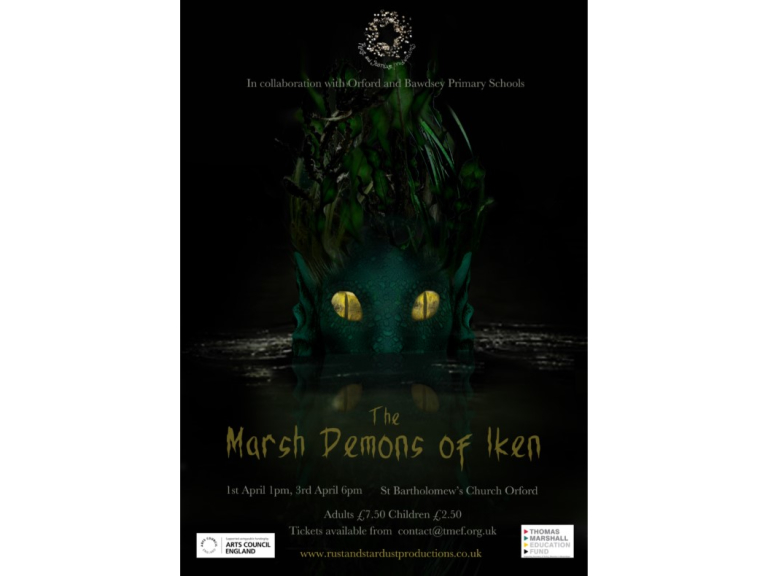 The Marsh Demons of Iken
