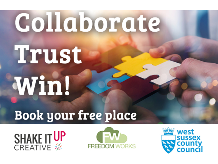 Collaborate, Trust, Win!