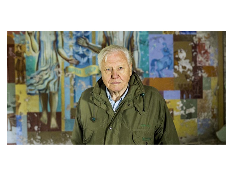David Attenborough: A Life on Our Planet  Live from the World Premiere, Royal Albert Hall