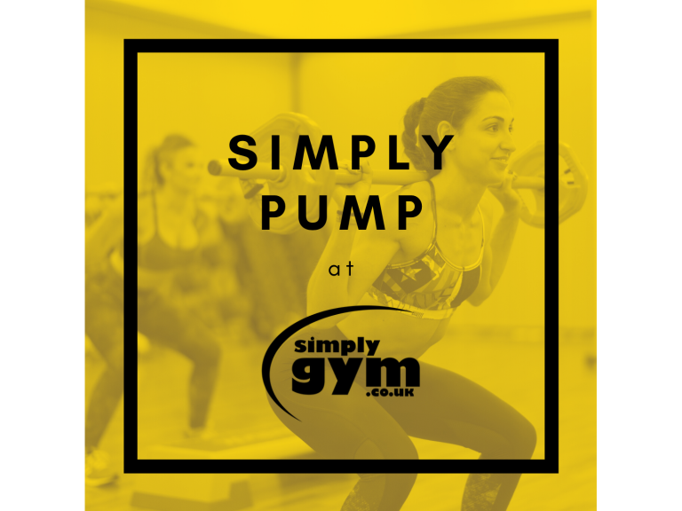 Simply Pump at Simply Gym Walsall