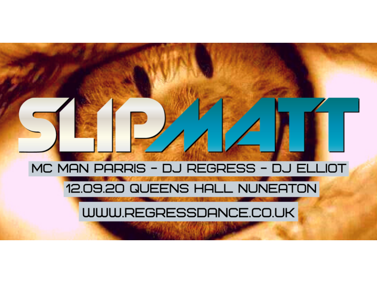 Regress DJ Slipmatt