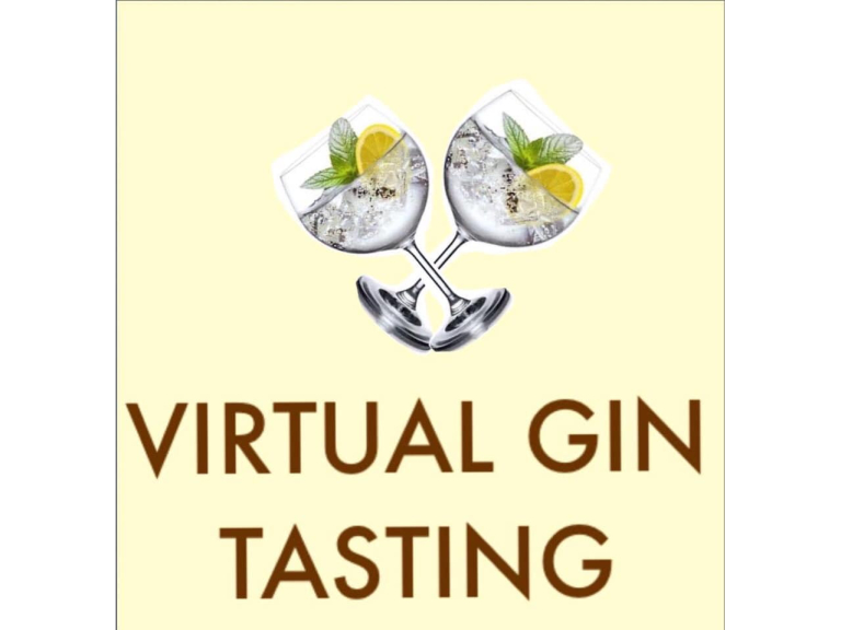 Virtual Gin Tasting with The Cheese, Gin & Ale Barn