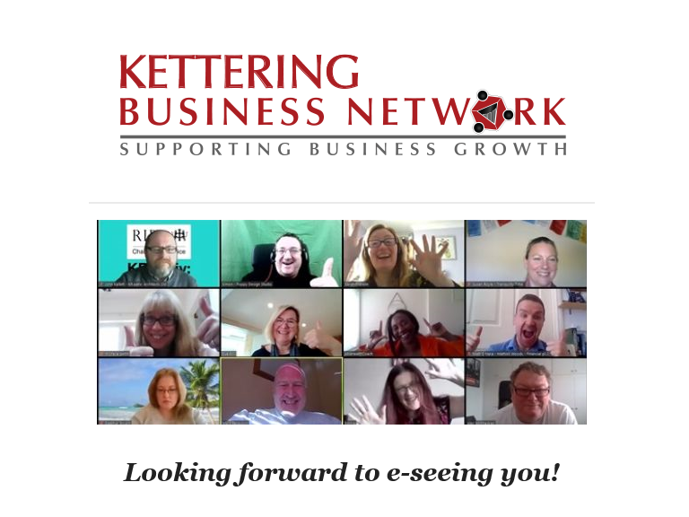 Kettering Business Network Online Meeting