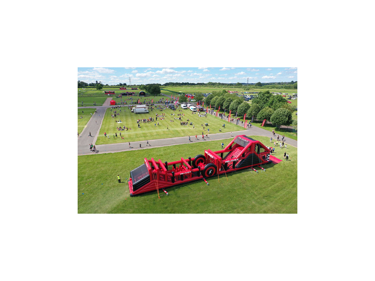 Inflatable 5k Obstacle Course Run - Nottingham
