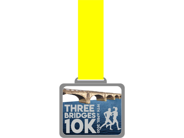 3 Bridges 10k running race