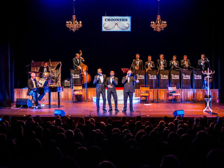 The Crooners at Core Theatre
