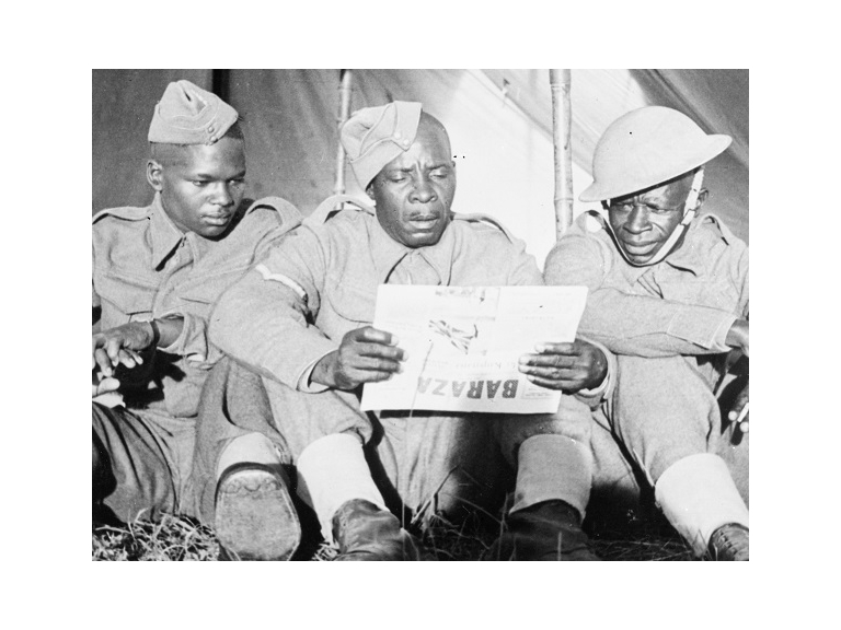 Forgotten: The British African Colonial Soldiers of the Second World War