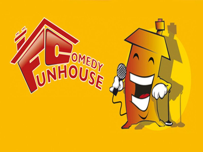 Funhouse Comedy Club - Outdoor Comedy in Chilwell, Nottingham October 2020