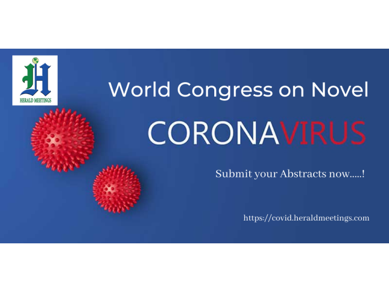 World Congress on Novel Coronavirus and Diagnosis