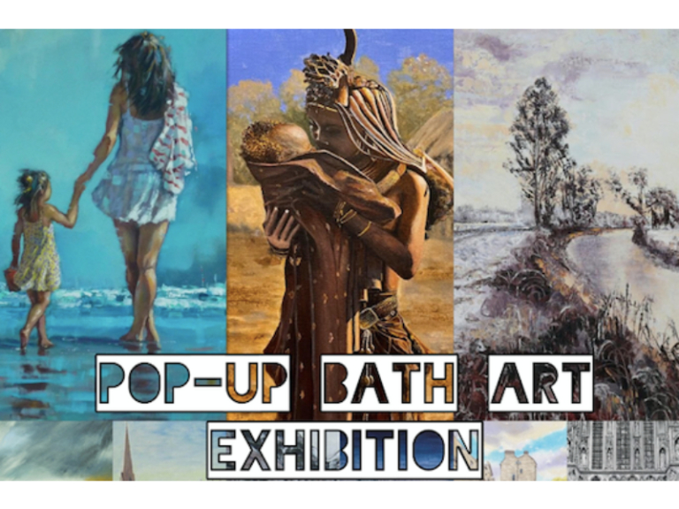 Bath Art Exhibition in aid of Children's Hospice