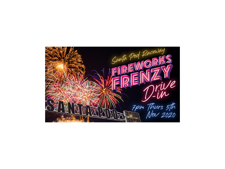 Fireworks Frenzy Drive-In