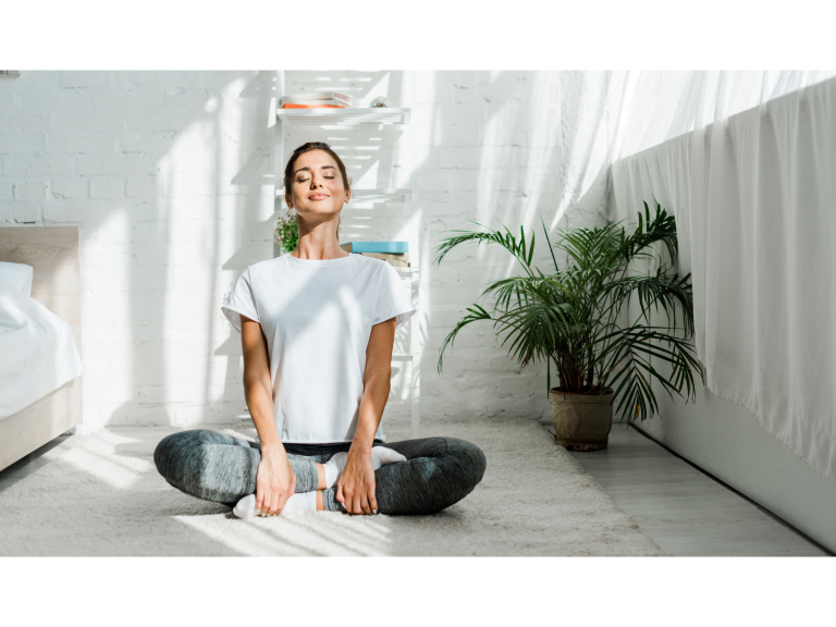 Mindful and Strong Online Yoga - The Wellness & Wellbeing Coach