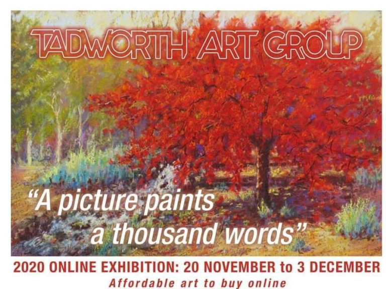 Tadworth Art Group Exhibition #Tadworth NOW ONLINE