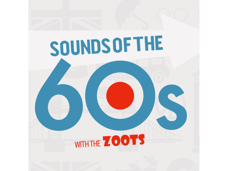 The Zoots 'Sounds of the 60s show' at Swan Theatre Worcester Thursday 9th September