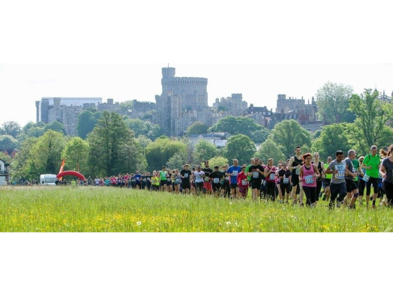 Royal Windsor River Trail Half Marathon and 10K - Sunday 16 May 2021