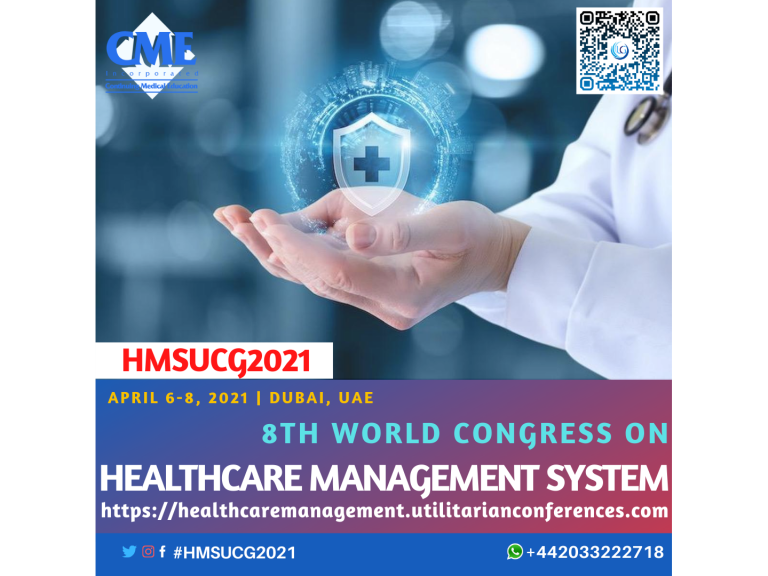 8th World Congress on Healthcare Management System